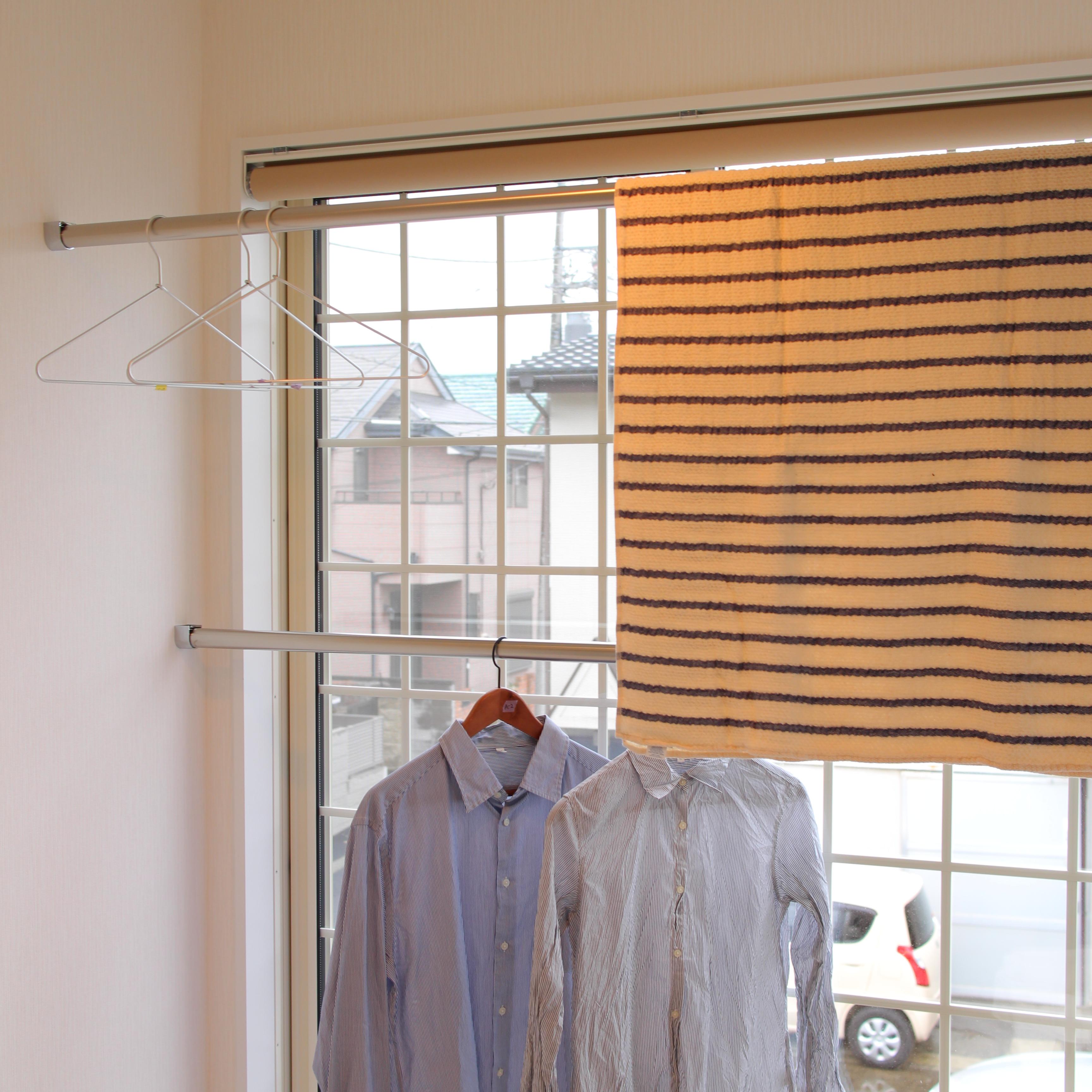 納品ブログ -カフェshopのカーテン-