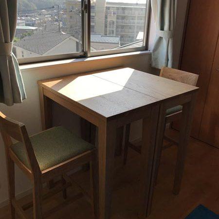 納品ブログ~別注カウンターテーブル~