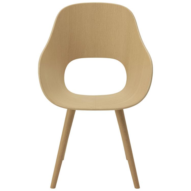 Roundish Arm Chair(ラウンディッシュ アーム チェア)